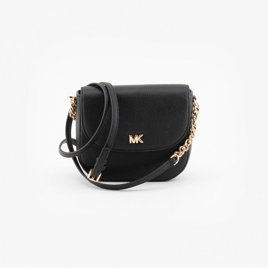 Kabelka - MICHAEL KORS CROSSBODIES HALF DOME CROSSBODY čierna