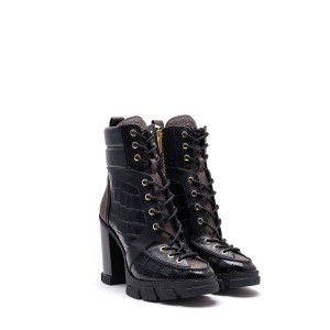 RIDLEY Lace Up Boot