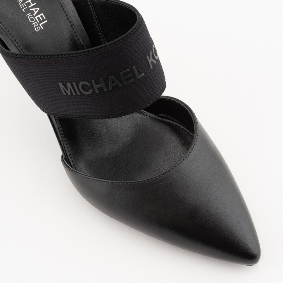 Sandále - MICHAEL KORS SINGLE SOLE MEADOW FLEX CLOSED TOE čierne