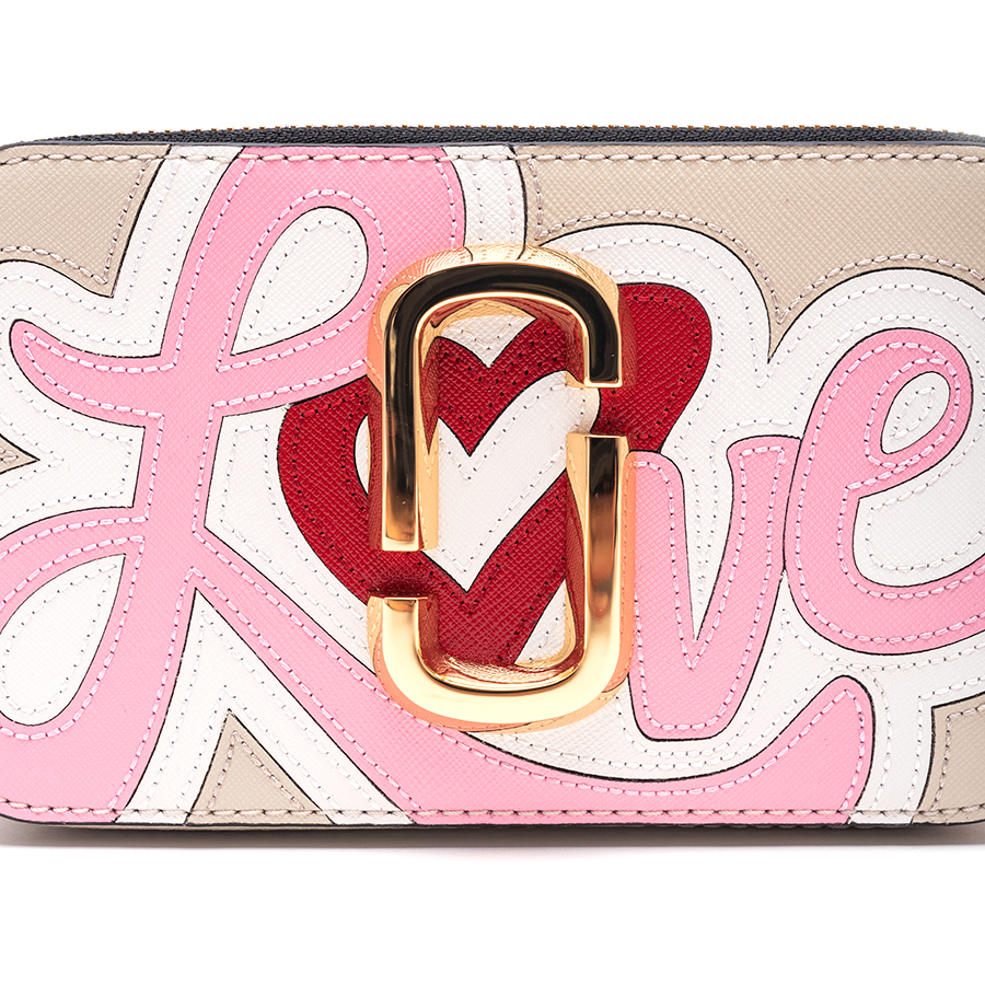 Kabelka - MARC JACOBS The Snapshot LOVE