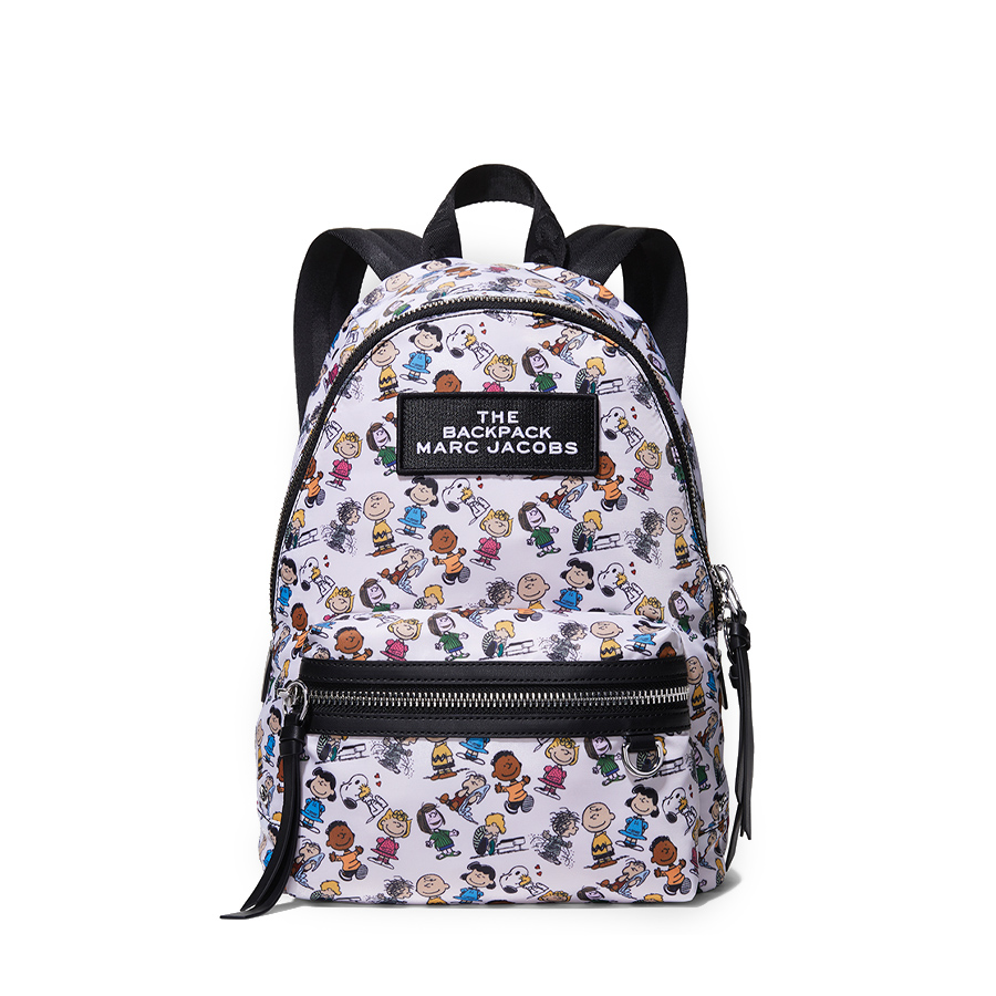 Batoh - MARC JACOBSxPEANUTS The Large Backpack