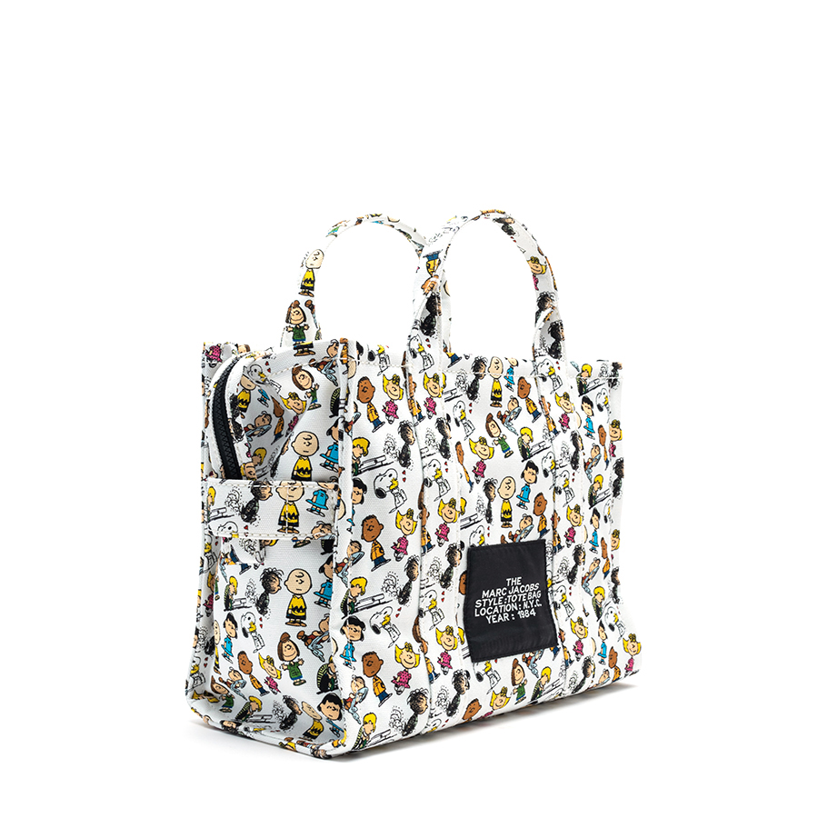 Kabelka - MARC JACOBSxPEANUTS The Small Traveler Tote bag